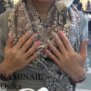 【イベントネイル】笑顔で働きたいママのフェスタ power woman2015年秋(大阪・京橋)