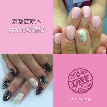 【イベントネイル】IVY化粧品株式会社様 福利厚生満足度アップイベント