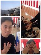 【イベントネイル】堺 株式会社リヴウェルヤマザキ様 「ありがとう市」の画像