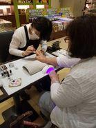 【イベントネイル】キコーナ阪急豊中駅前店様の画像